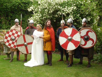 The Anglo Saxon Survival Guide