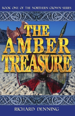 the amber treasure cover